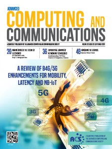 Cover Image of ACC Journal Sep 2019 Issue