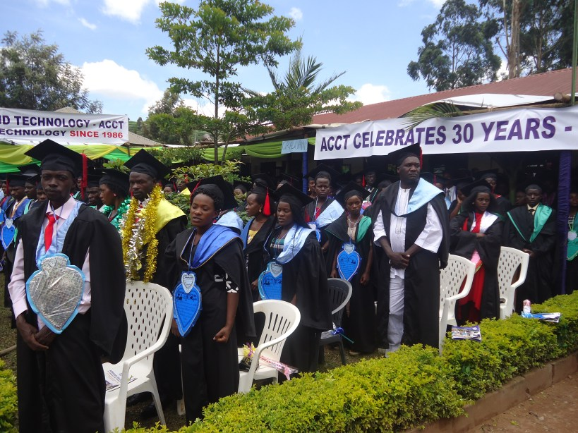 15th Graduation Ceremony