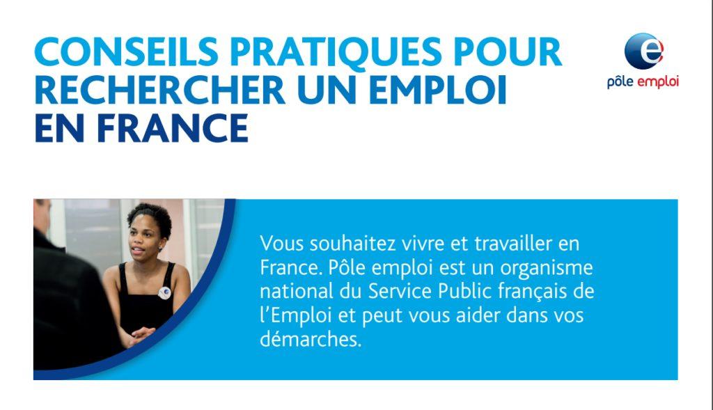 des conseils pratiques traduits en langues etrangeres pour les primo arrivants a la recherche d un emploi