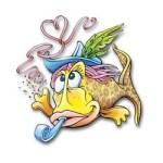 Le Poisson Coeur!
