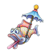 Poisson parapluie
