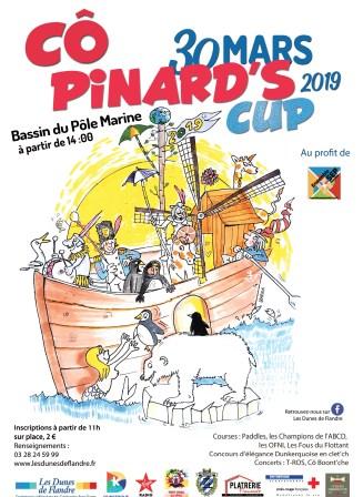 Cô Pinard's Cup 2019