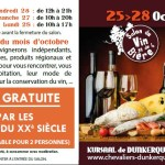 Invitation Salon du Vin 2019