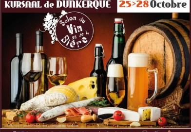 Affiche Salon du Vin et de la Bière 2019