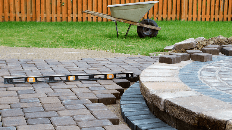the best patio drainage options solutions