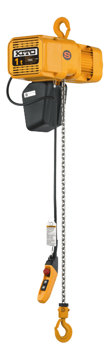 Manitoba and Saskatchewan provider and supplier of kito hoists and parts