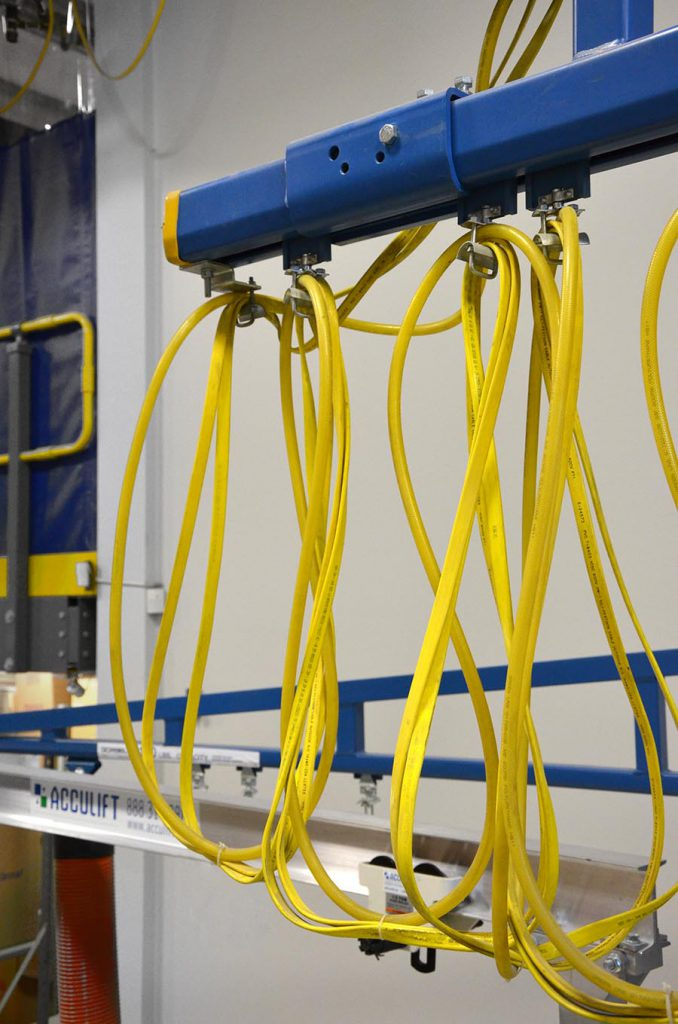 overhead crane parts and components