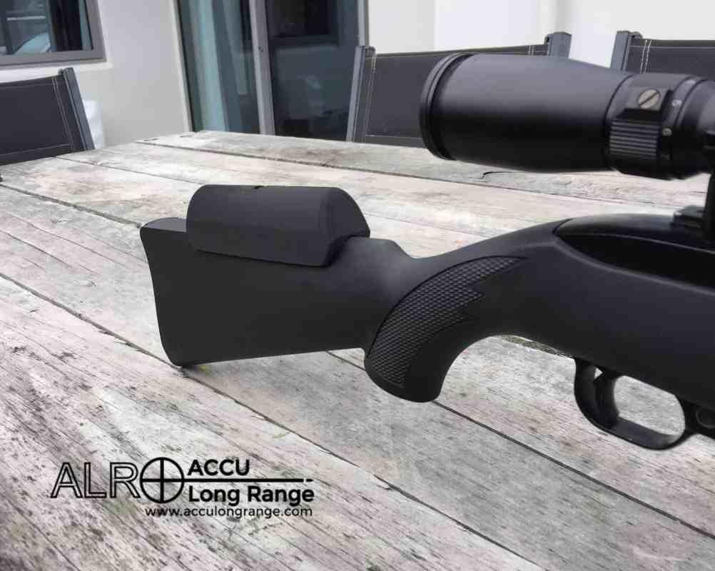 ACCU Long Range Ruger 10/22 semi auto 22lr cheek riser