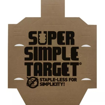 super simple target system sst range day no staple