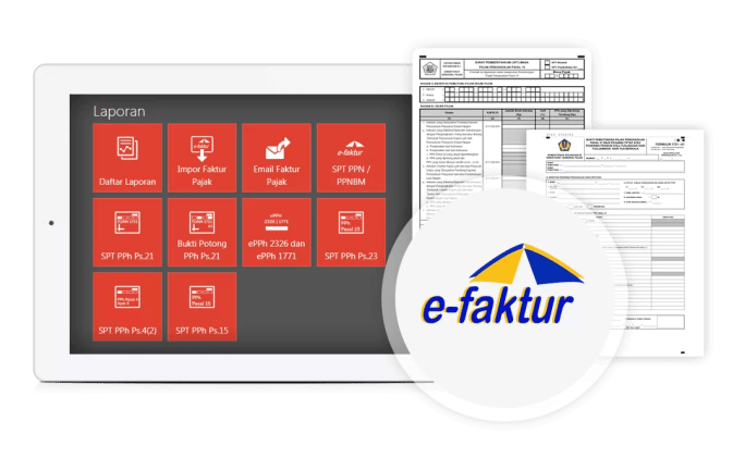 e-faktur accurate online