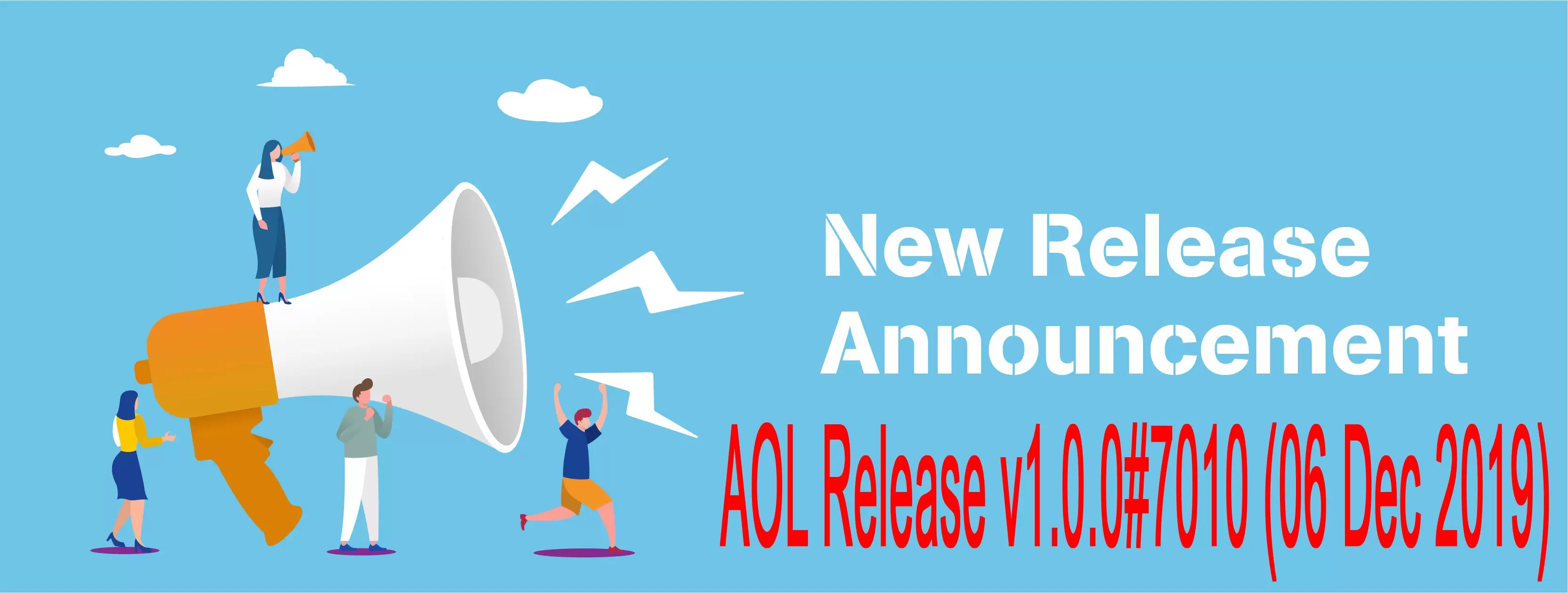 Accurate Online Release v1.0.0#7010 (06 Dec 2019)