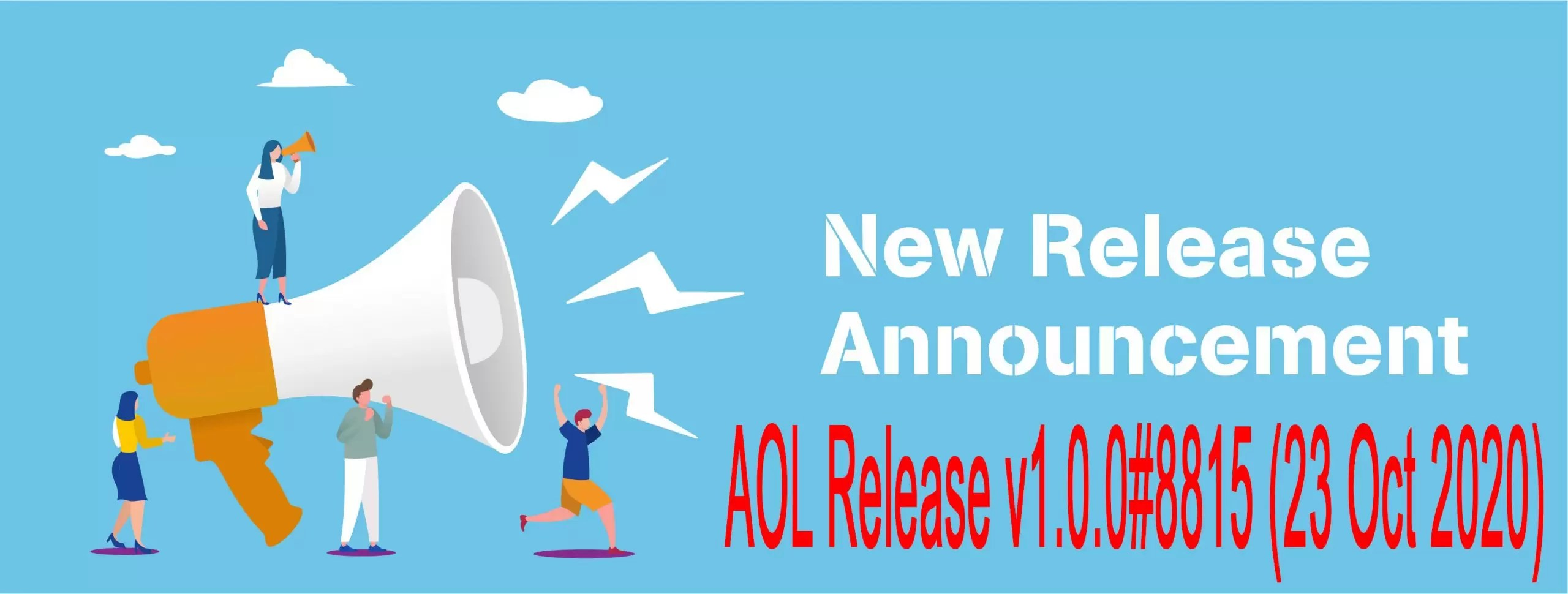 Accurate Online Release v1.0.0#8815 (23 Oct 2020)
