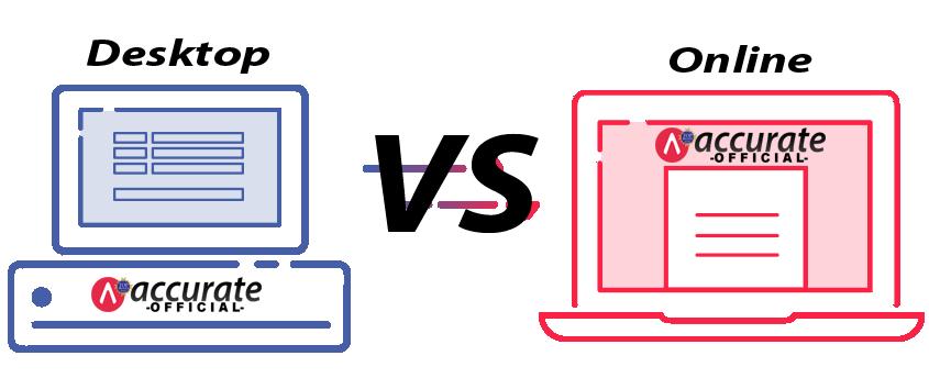 perbedaan accurate online dengan accurate 5 desktop