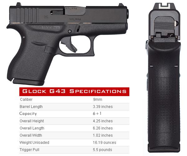Image result for glock 43