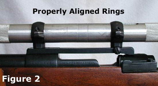 Scope Lapping Rod Rings