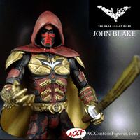 What if...John Blake/Azrael The Dark Knight Rises