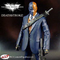 Deathstroke The Dark Knight Rises