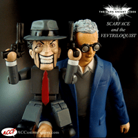 Scarface and the Ventriloquist TDKR