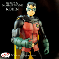 Robin Damian Wayne DC New 52