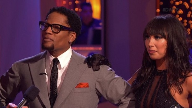 D.L.-Hughley-and-Cheryl-Burke-eliminated-the-Stars-16-622x349
