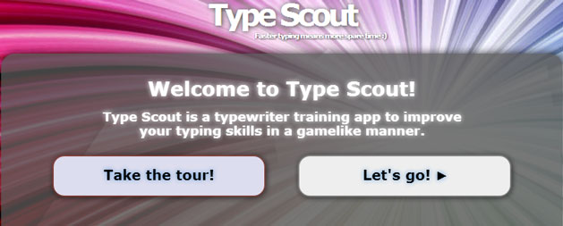 learn to type online