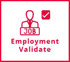Employment Validate