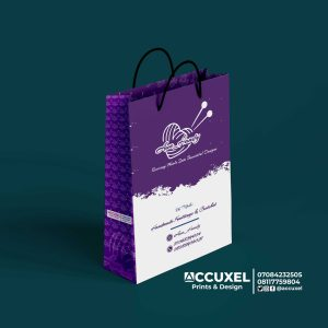 medium custom a4 paper bags