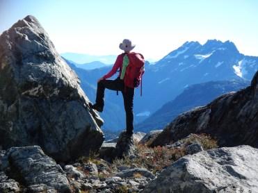 Roxanne Stedman: Nine Peaks from Myra