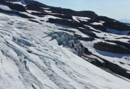 Brian Parsons - Late summer glacier fun on Mt. Baker
