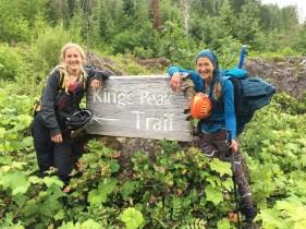 Jules Benson - Kings Peak trailhead