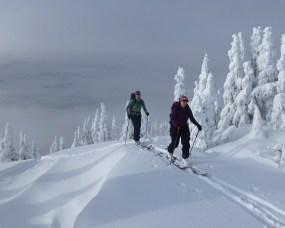 Sandy Briggs: Mt Washington Ski