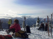 Don Campbell: Mt Beecher Visitors