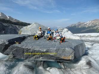 Roger Taylor - Alpine summer activity?