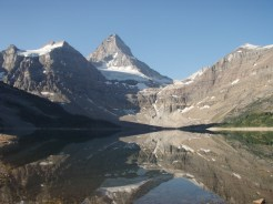 David Lemon: Mt Assiniboine early morning
