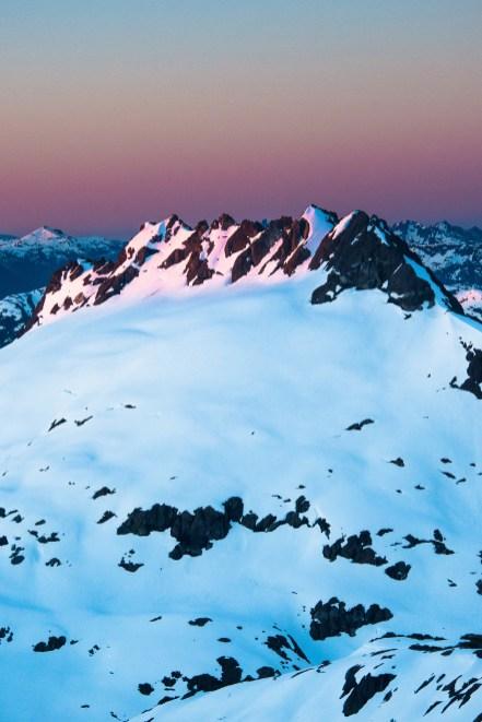 Matthew Lettington: Nine Peaks