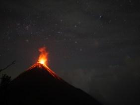 Ken Wong: Volcán DeFuego Guatemala