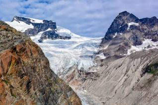 Natasha Salway - The Riddle Glacier at the 2018 Mt Hallam GMC