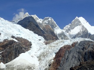 Lenka Visnovska - A view from the Andes