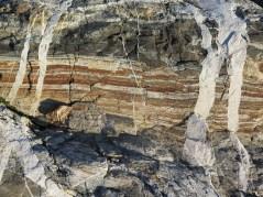 Dave Suttill - Natural rock mosaic