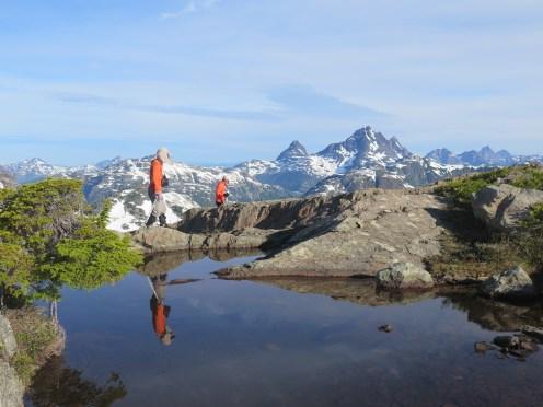 Dave Suttill: High Mountain Ridge