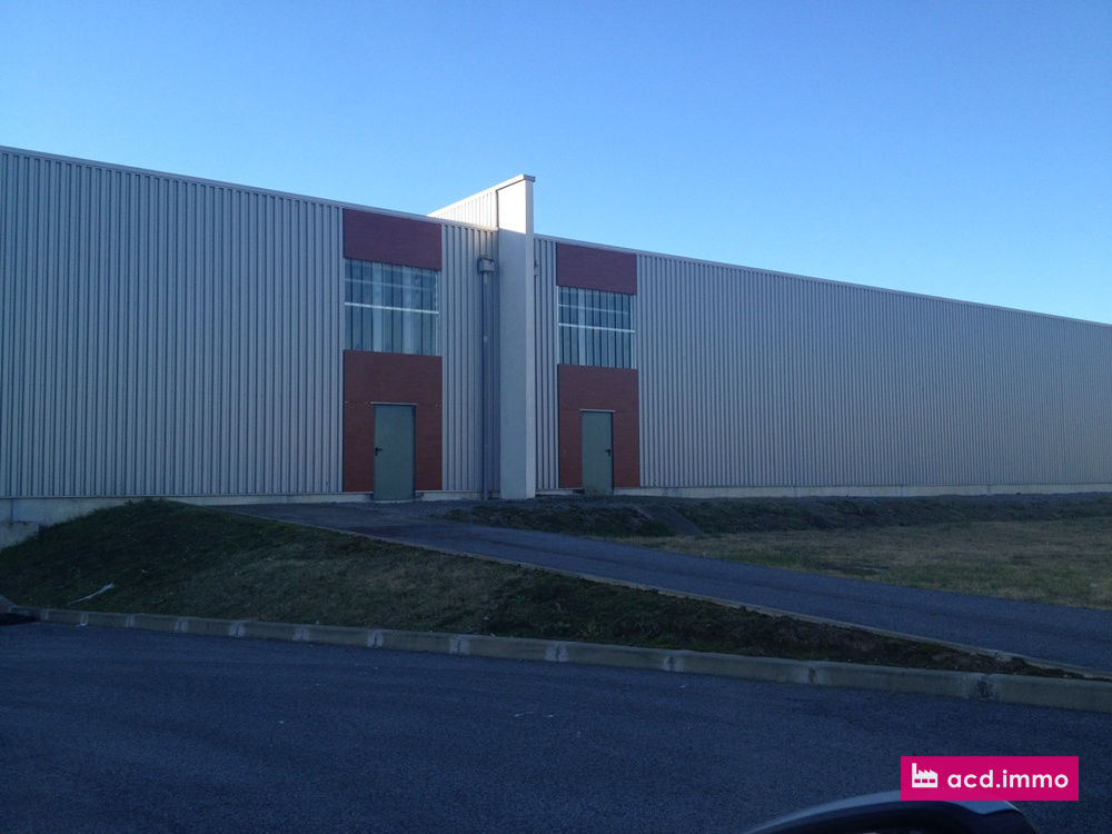 DEPOT A LOUER 3000M2 MOUGUERRE Acdimmo