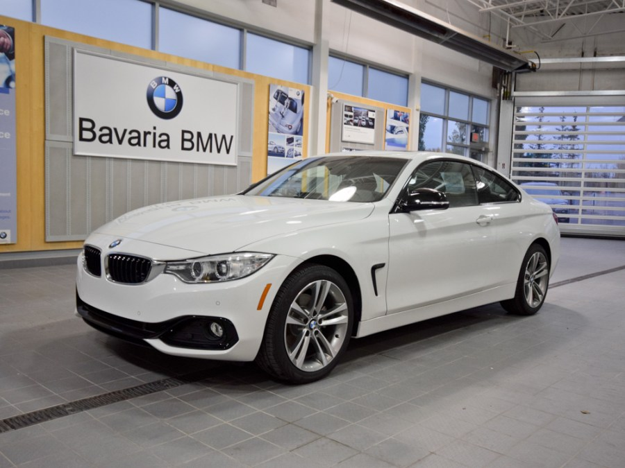 Pre-Owned 2016 BMW 428i xDrive Coupe Coupe in Edmonton ...