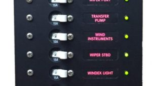 AC Circuit Breaker Panels