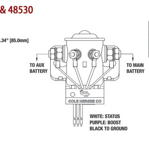 COLE HERSEE ROTARY SWITCH WIRING DIAGRAMS  Auto