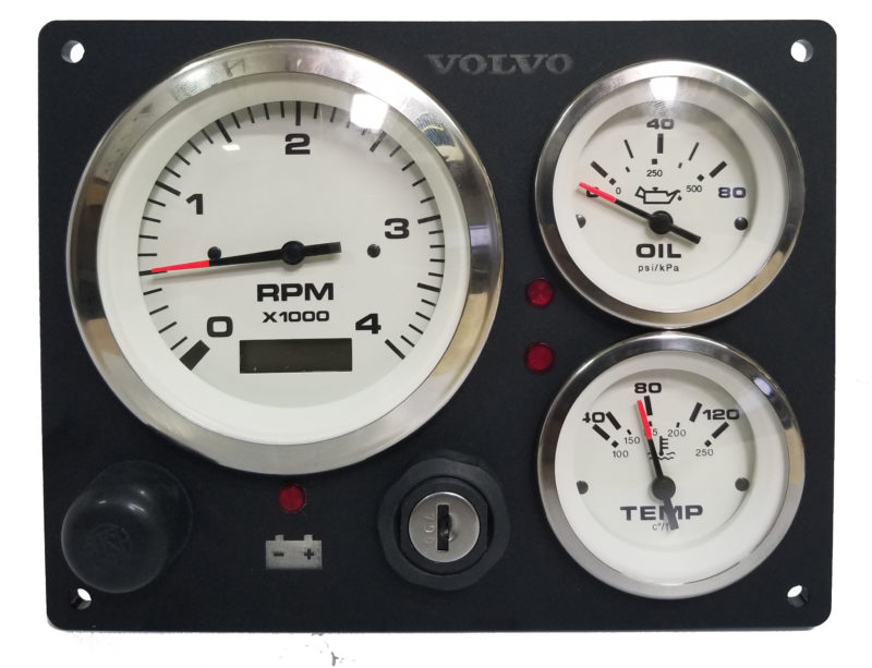 Volvo Engines Replacement Panel