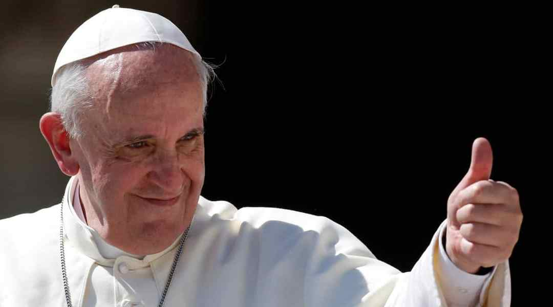 El Papa propone a empresarios cristianos tomar como modelo a Enrique Shaw