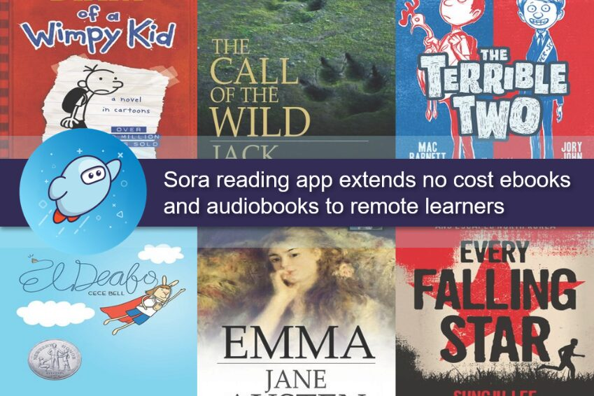 200+ Premium, Simultaneous-Use Digital Titles Available for Free From OverDrive Education