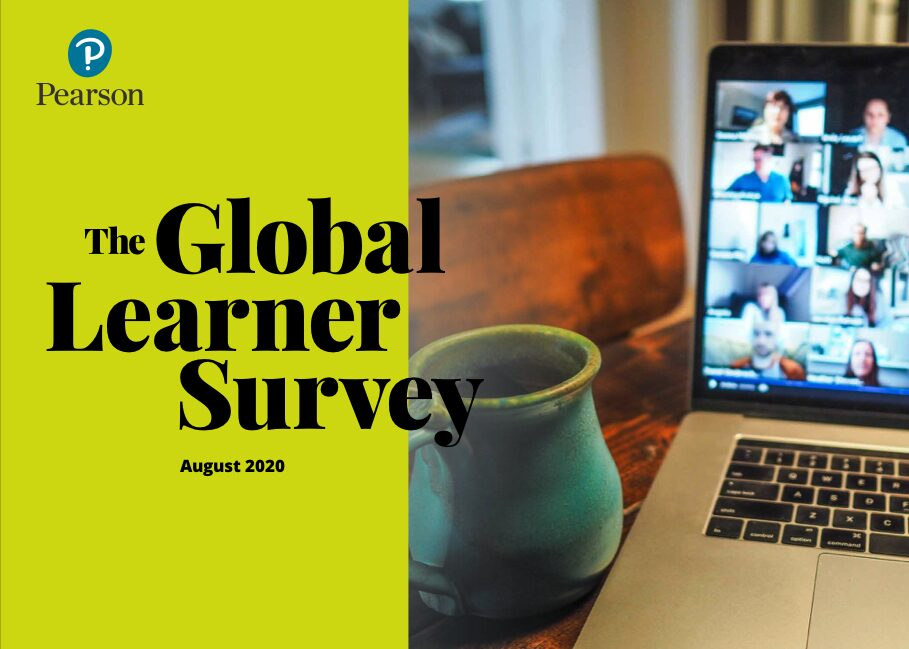 Global Study: Three out of Four Learners Believe the Pandemic Is Revolutionizing Education