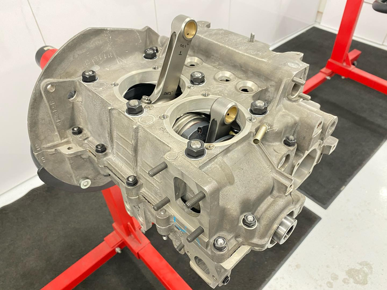 2276cc vw engine