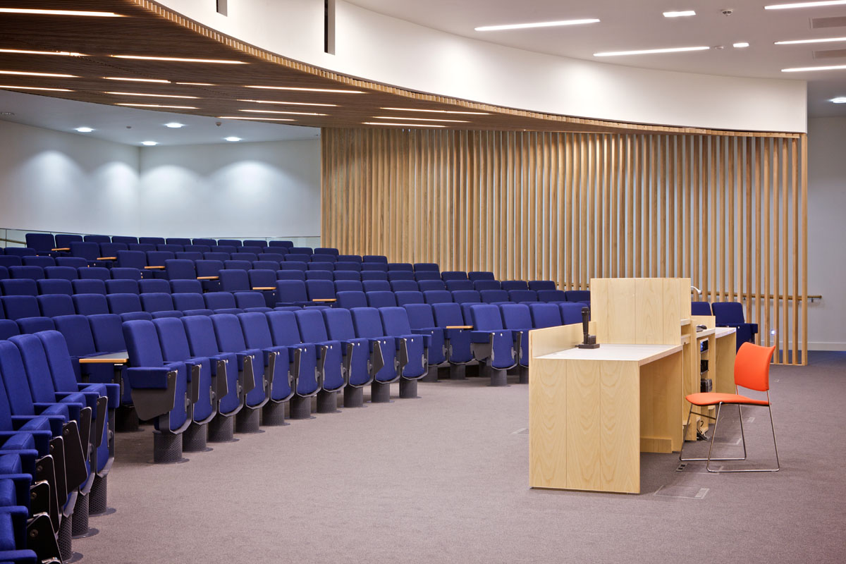 Medical Booth Lecture Theatre Accommodation Conferences